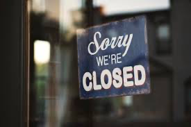 Covid 19-closed